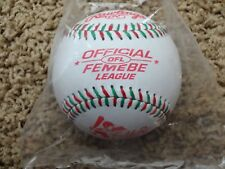 Rawlings Official Femebe League Baseball~Mexican League~Brand New Ball