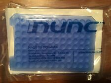 Nunc 276005, 96-Well Microplate Sealing Cap Mat, Blue Ethyl Vinyl Acetate, CS 50