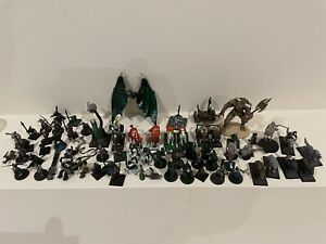 Bulk Lot collection of Warhammer Figures assorted Pieces Miniatures