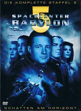 Spacecenter Babylon 5  Staffel 2 6 DVD BOX  NEU OVP Sealed