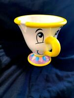 Disney Beauty And The Beast Chip 3D Ceramic Mug