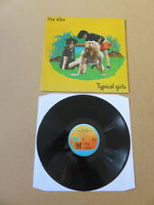 "THE SLITS Typical Girls / I Heard It Through The Grapevine 12"" UK 1ST PRESSING"