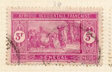 French Senegal 1914 Early Issue Fine Used 3F. 181328