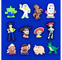 Toy Story Shoe Charms for Crocs