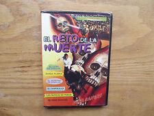 El Reto De La Muerte (DVD, 1997) All Spanish - New