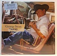 George Strait Twang Vinyl 2009 LP, MCA Nashville