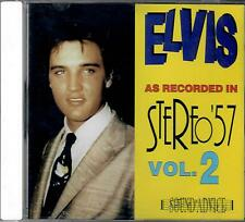 ELVIS PRESLEY - AS RECORDED IN STEREO '57 Vol. 2 CD 1957 Recordings