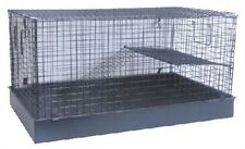 Pennine Double Rat / Chinchilla / Degu / Ferret Cage Home Flat Pack 2096