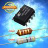 IC LNK364GN +1 Widerstand 47 Ohm 3 Watt + Drossel 470µH Reparaturset AEG, usw,