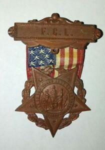 Ladies of the Grand Army of the Republic (GAR) Membership Medal