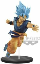Super Saiyan Blue Son Goku 8-Inch Collectible Pvc Figure #02