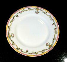 Beautiful Tharaud Limoges Cheverny Amarilla Bread Plate