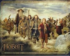 THE HOBBIT MOVIE POSTER (40x50cm) CHARACTERS NEW LICENSED ART