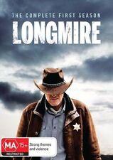 LONGMIRE (COMPLETE SEASON 1 DVD SET - SEALED + FREE POST)