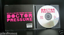 Mylo vs Miami Sound Machine - Doctor Pressure 5 Track CD Single