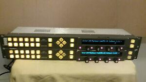 Lot of 2 Grass Valley Newton Modular Control Panel THOMSON BROADCAST  610102000