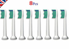 8 X SONICARE TOOTHBRUSH HEADS COMPATIBLE WITH PHILIPS PRORESULTS PRO RESULTS