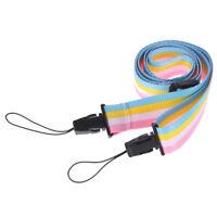 Rainbow Camera Shoulder Neck Strap Belt Sling for Fujifilm Instax Mini 8 70 W8O5