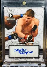 2013 Topps UFC/Bloodlines ~ STEPHEN THOMPSON (1ST AUTO!) SIGNED CARD! WONDERBOY!