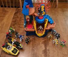 Rita Repulsa & Moon Base + Mastodon Battle Bike + Assorted Power Rangers Bundle