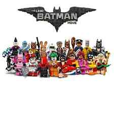 LEGO Batman Movie Minifigures 71017 - Complete Full Set - Limited Edition - New