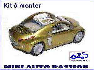 Kit JPS Prépeint - Renault 4CV Fifitie - Concept Car - Echelle 1/43