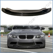 Carbon Fiber GT-S Look Add Front Lip Fit For 2008-2013 BMW E90 E92 E93 M3 Bumper