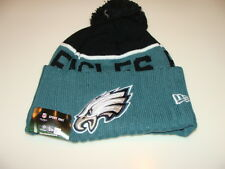 Philadelphia Eagles Knit no Campo de nova era Chapéu Gorro Boné Chapéu Player Sideline
