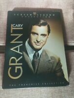 Cary Grant: Screen Legend Collection (DVD, 2006, 3-Disc Set, Franchise, Tested