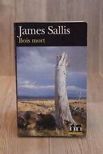 Bois mort: Une enquête de John Turner - James Sallis - Livre - Occasion