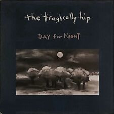 the tragically hip - Day for Night Ultra Rare Orig 1994 Mca Canada Vinyl Lp (Nm)