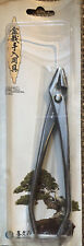 Bonsaiwerkzeug Jinzange Bonsai 21 cm, Edelstahl JAPAN Neu Ovp