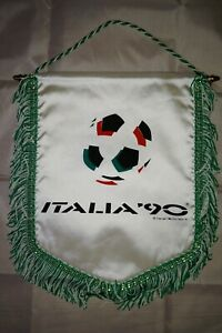 1990 FIFA World Cup pennant