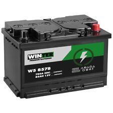 Autobatterie WINTER 12V 85Ah Starterbatterie NEU WARTUNGSFREI TOP ANGEBOT