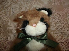 """12"""" Boyd Collection Jointed CALICO CAT - 1988-2003 - very clean with fabric tags"""