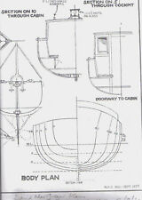 50 FT STEAM PICKET SHIP Model Boat Plans MacGregor