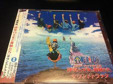0790 One Piece Arabasuta Sabaku No Ojo To Kaizoku Tachi Soundtrack Music New CD