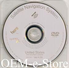 2007 2008 Acura TL & TL Type-S Navigation DVD Map Version 4.D0 2015 Update OEM