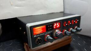 MIDLAND ALAN 48 Old COLT Elaborato  (radio cb baracchino 27mhz )