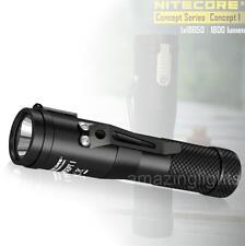 NITECORE Concept 1 (C1) 1800 Lumens LED Compact EDC Flashlight - Everyday Carry