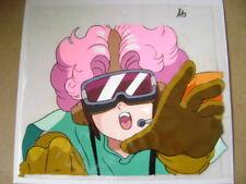 Pink Water Bandit Rain Bandit Akira Toriyama Anime Production Cel