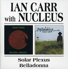 Ian Carr - Solar Plexus / Belladonna [New CD] UK - Import