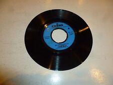 "CHUCK BERRY - My Ding-A-Ling - 1972 UK  7"" Juke Box Vinyl Single"