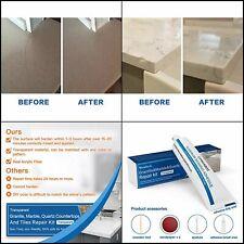 Granite Marble Quartz Countertops And Tiles Repair Kit Fix Chips Amp Defects