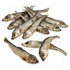 Dried Whole Sprats 100% Natural Tasty Dog Puppy Fish Treats BARF