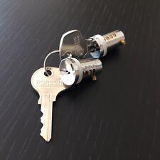 Für PORSCHE 356 - K 300 Schlüssel incl. zwei Türschlösser