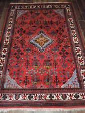 7x9ft. Handwoven Oriental Wool Rug