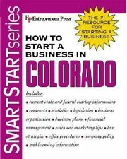 How to Start a Business in Colorado by Entrepreneur Press