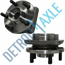 """Set of (2) New FRONT Wheel Hub and Bearing Assembly for Chrysler - 14"""" Wheels"""