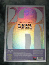2000 Australia Post Year Album of Mint Stamps Complete and Nice